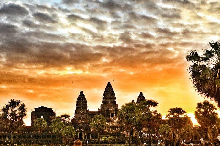 30. Angkor Wat