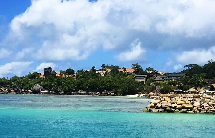 Island in Seychelles