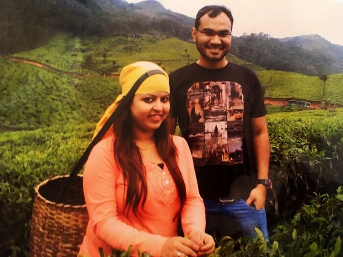 Romantic trip to Kerala