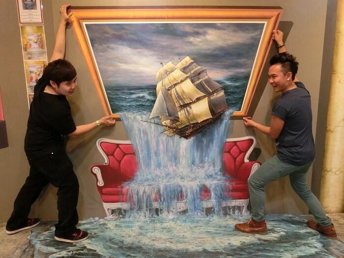 trick art museum seminyak