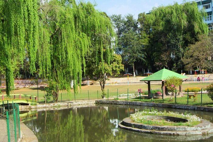 Lady Hydari Park, Shillong