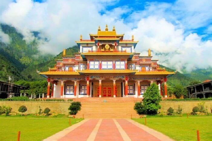 Dechen Choekhor Mahavihara Manali