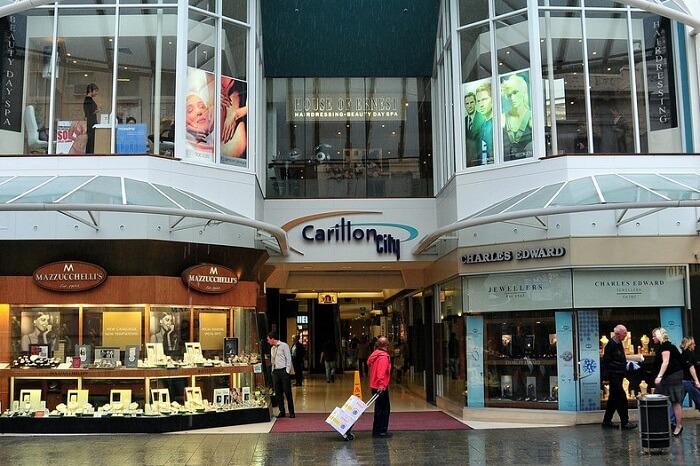 Carillon City