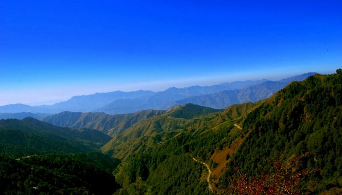 Views from Chakrata