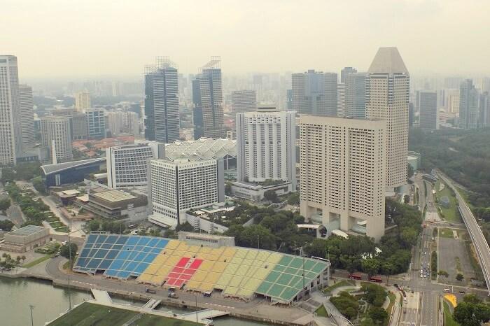 stadiums in Singapore