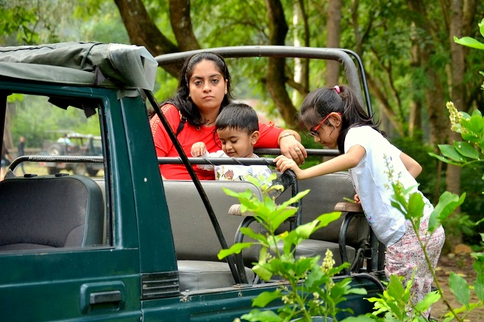 family time in jim corbett