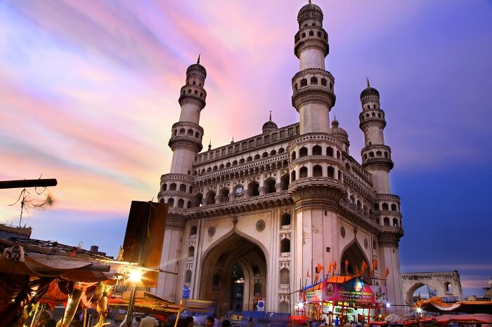 Hyderabad rich city
