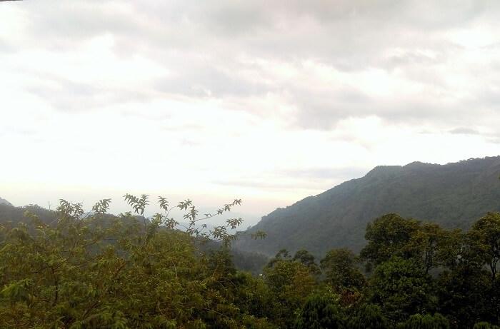 Scenic views in Kerala