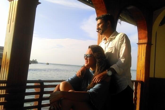 couples trip to Kerala