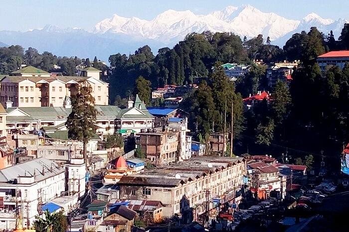 town of darjeeling
