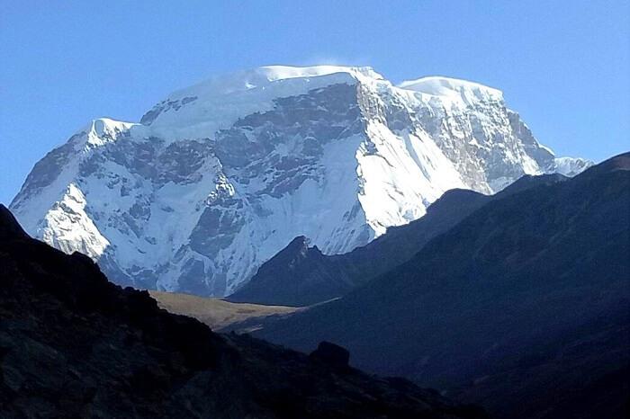 bhutans mountains