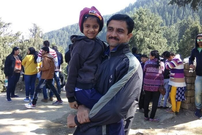 Happiness In Manali
