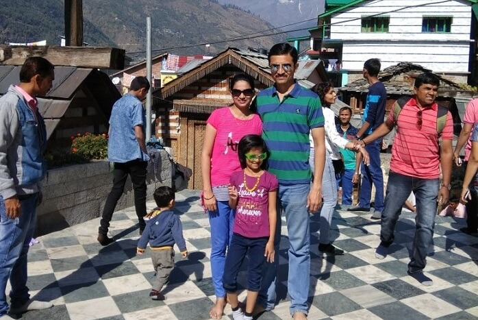 Vashishth Temple In Manali