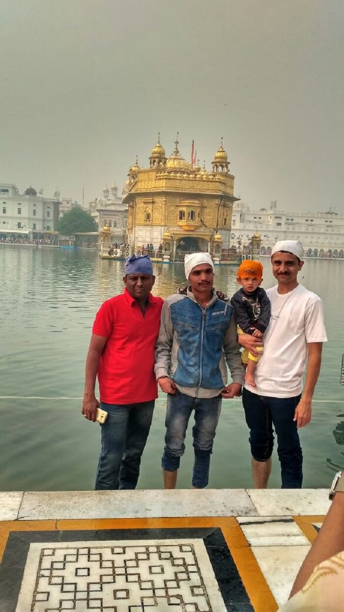 amritsar family trip