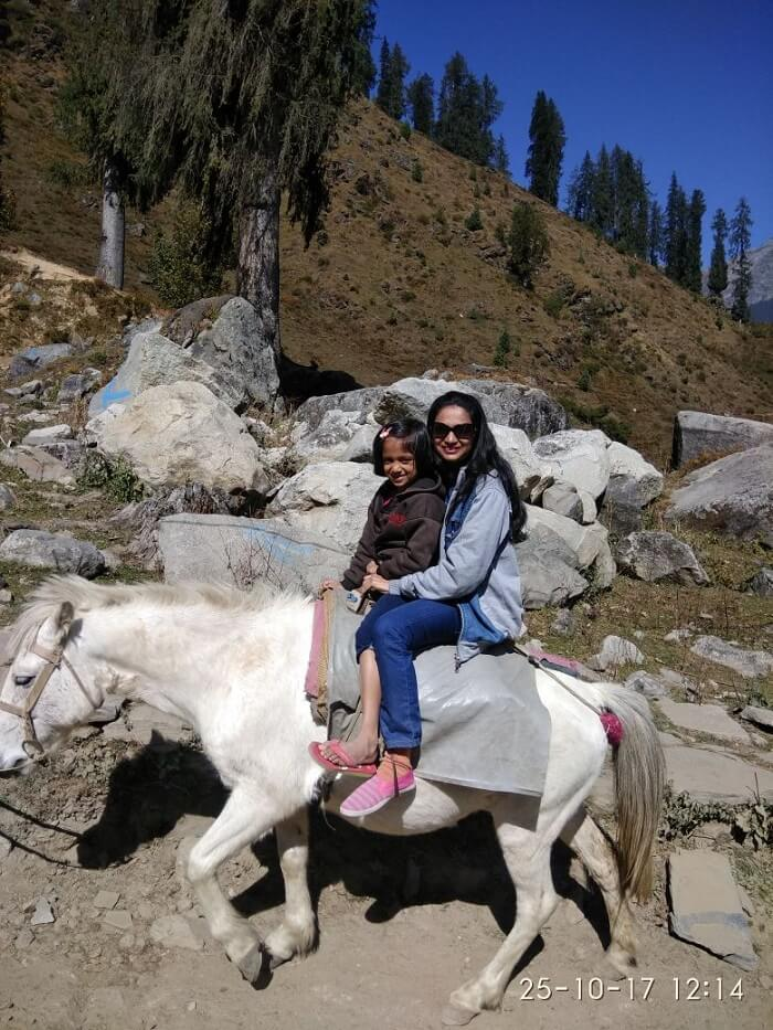 Horse Riding In Shimla