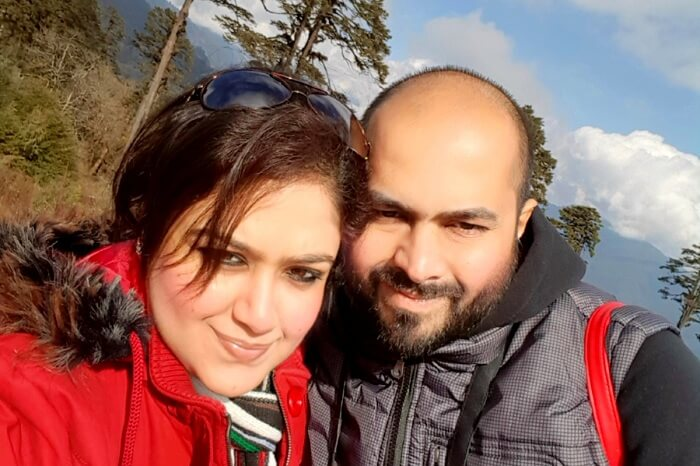 bhutan couple trip