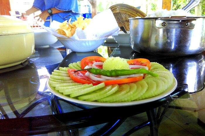Food in Kerala