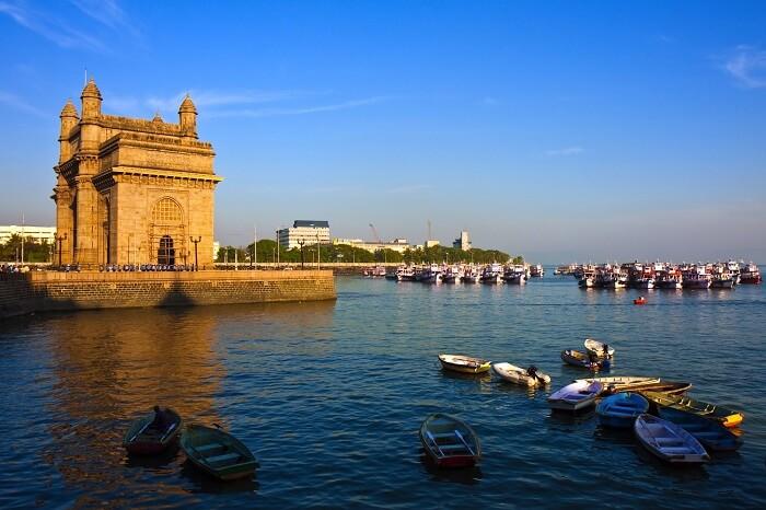 Mumbai rich city