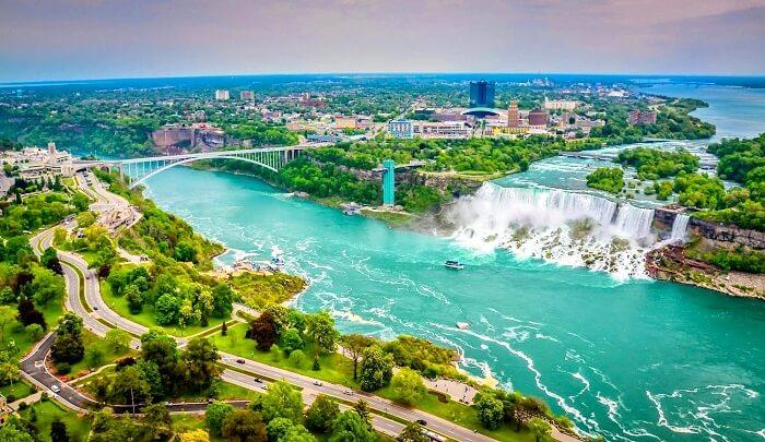Niagara Falls Waterfalls