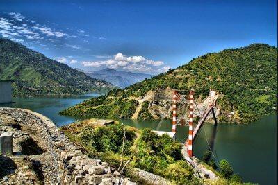 New Tehri Dam Uttrakhand