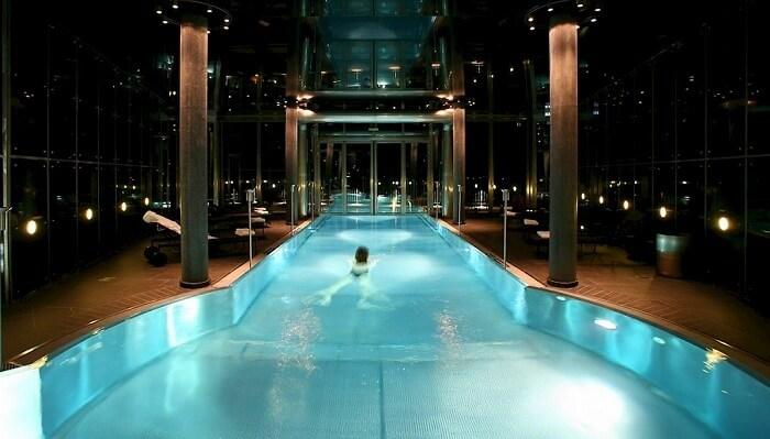 The Omnia Switzerland indoor