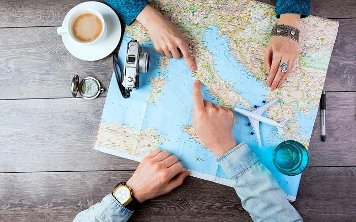 Booking flights