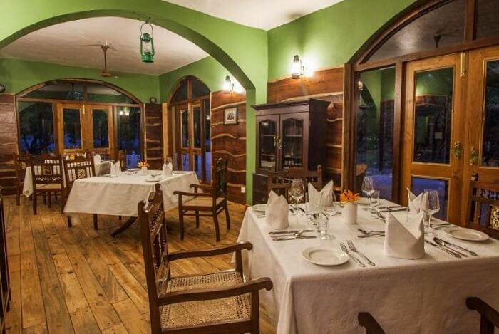 Restaurants In Dudhwa National Park