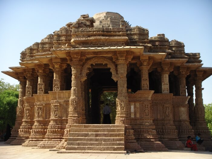 Sun Temple in Modhera