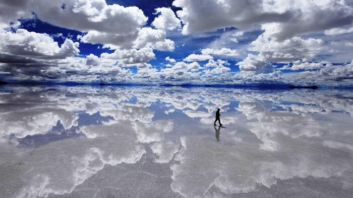 Salar Salt Flat