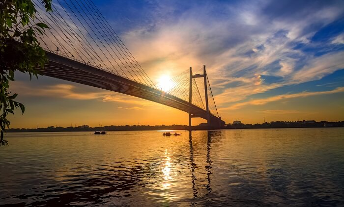 Walk Over The Vidyasagar Setu