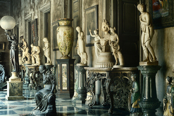 Wander About The Marble Palace