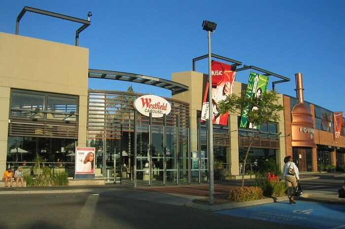 Westfield Carousel