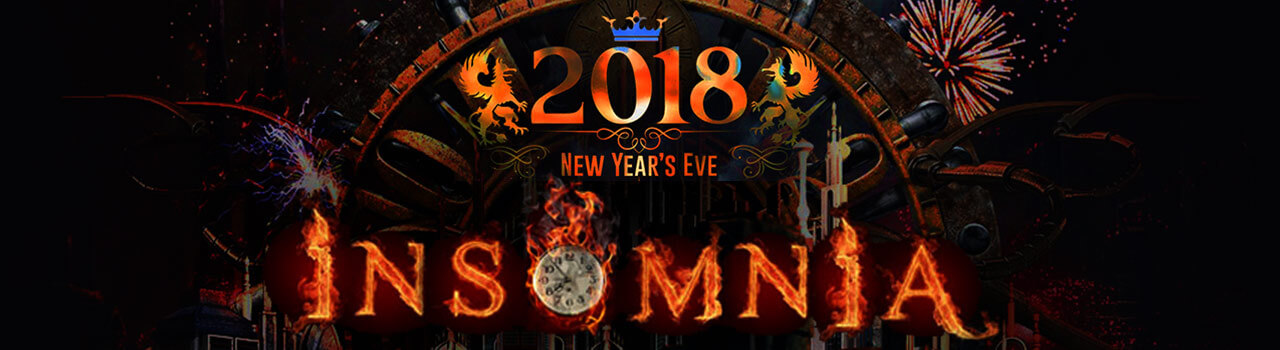 New Year Eve Bash 2018 at Quality Inn Sabari