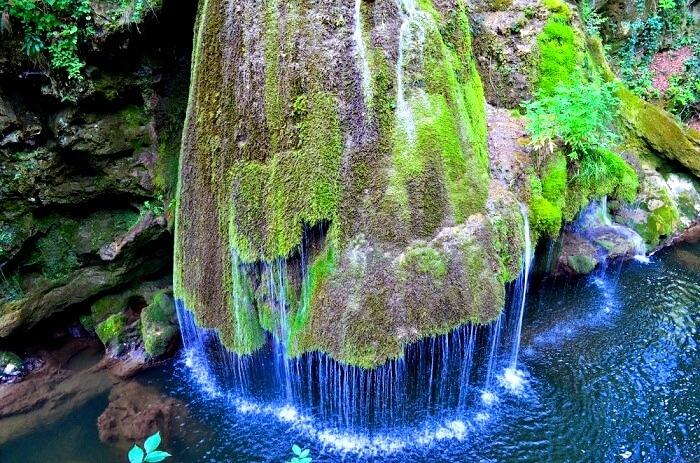 Bigar Cascade Falls Waterfalls