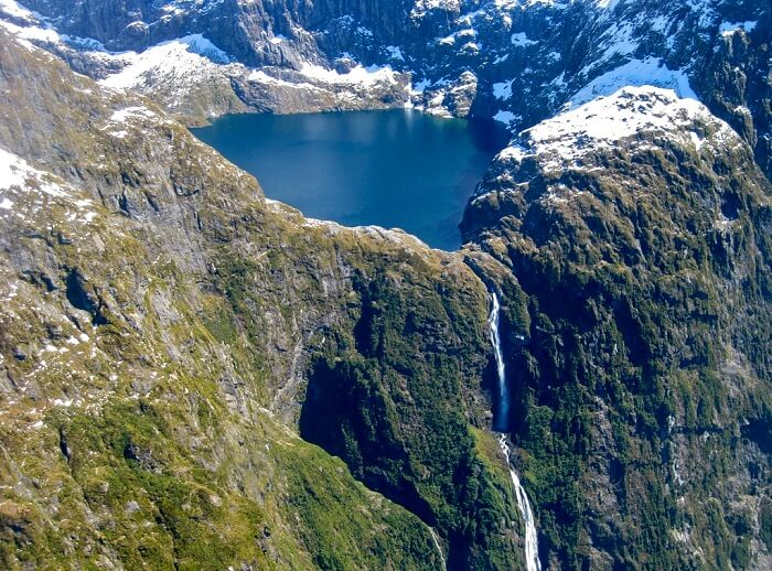 Browne Falls Waterfalls