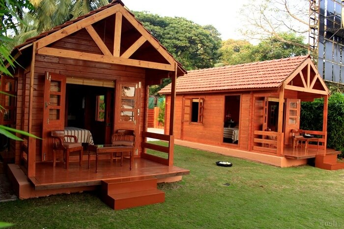 cabo cabana cottages in goa