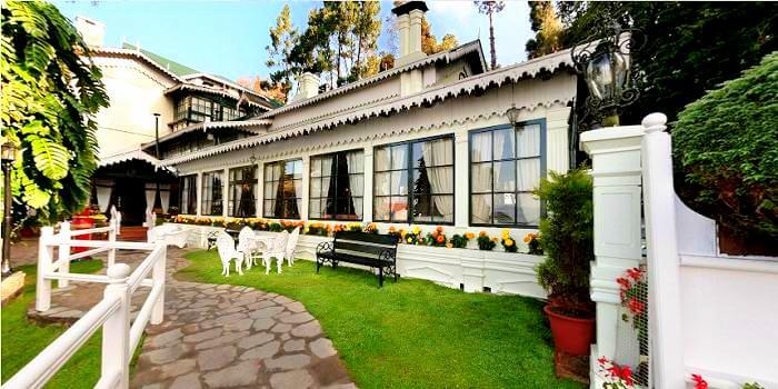 Elgin Hotel in darjeeling