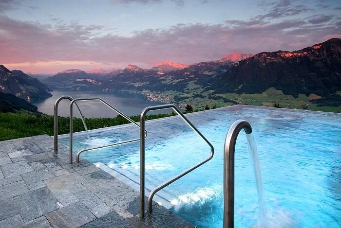 Hotel Villa Honegg exterior