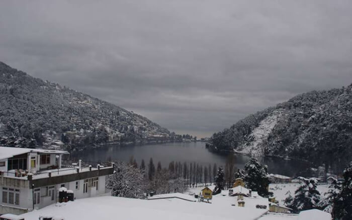 Snowfall In Nainital 6 Experiences To Savor