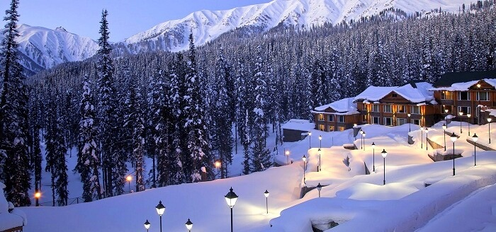 The Khyber Himalayan Resort gulmarg