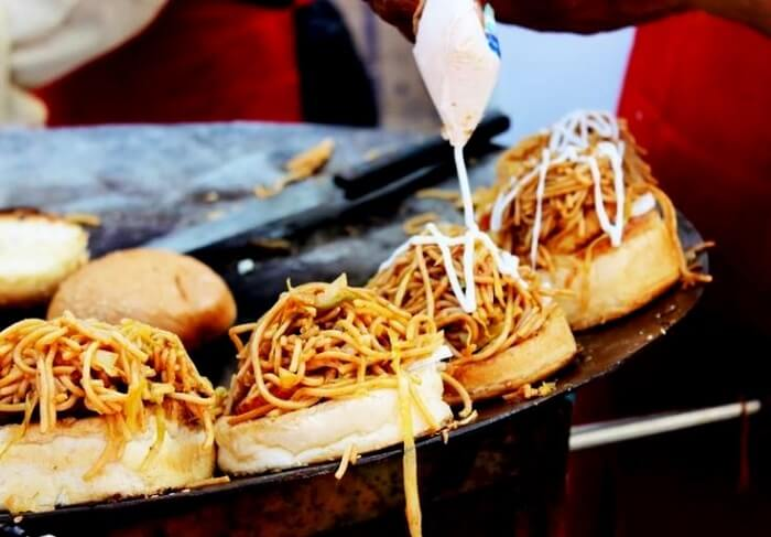 national street food festival delhi