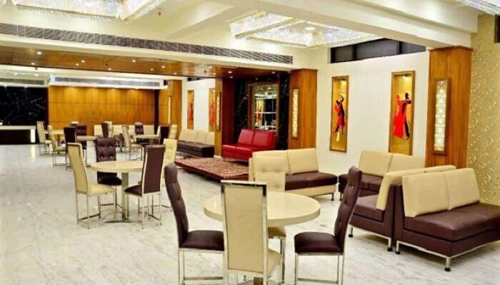 Panache Banquets Kaushambhi Interior