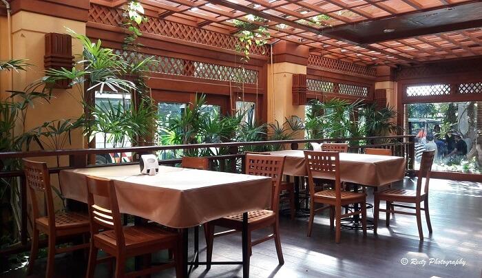 pattaya hotel restaurant