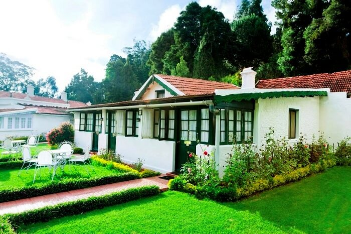 savoy hotel in ooty