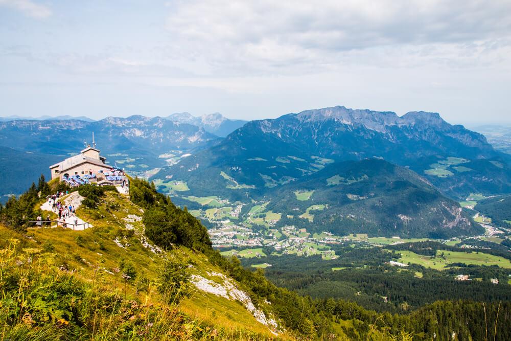 Hitler's Eagle's Nest in Austria