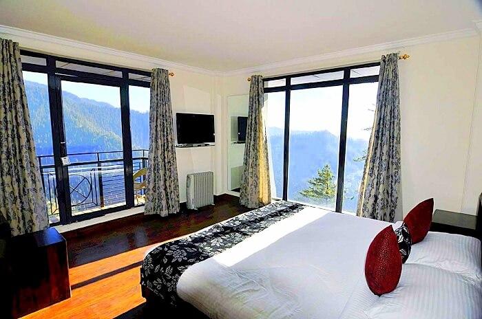 room in Tethys Ski Resort