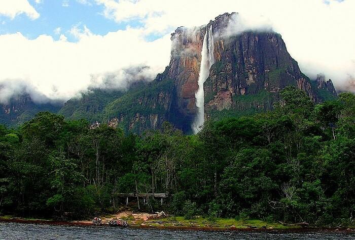 Tugela Falls Waterfalls