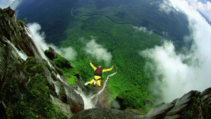 Free fall in Venezuela