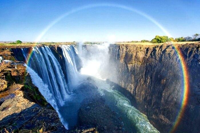 Victoria Falls Waterfalls