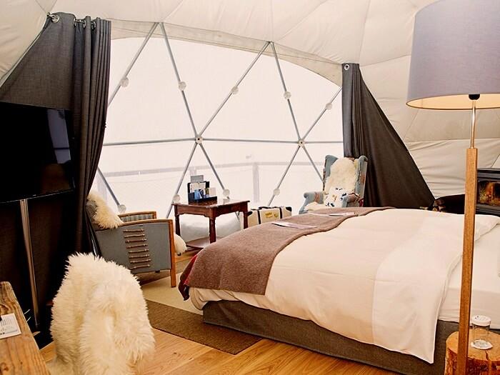Hotel Whitepod Switzerland